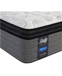 Sealy Posturepedic Shore Drive LTD II 14 inch Cushion Firm Pillow Top Twin Mattress