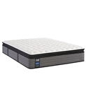 Sealy Posturepedic Shore Drive LTD II 14 inch Plush Pillow Top Queen Mattress