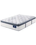 "Serta Perfect Sleeper 13.75"" Plush Pillow Top Twin Mattress"