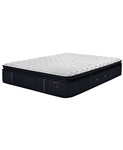 Stearns & Foster EH 14.5 inch Luxury Plush Euro Pillow Top Mattress - Full