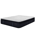 Stearns & Foster EH 14.5 inch Luxury Plush Euro Pillow Top Mattress - King