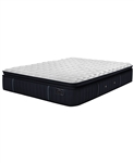 Stearns & Foster Estate Hurston 14.5 inch Luxury Plush Euro Pillow Top Mattress - Twin XL