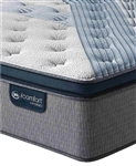 Serta iComfort by Blue Fusion 1000 14.5 inch Hybrid Plush Euro Pillow Top Mattress - California King