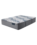 Serta iComfort by Blue Fusion 500 14 inch Hybrid Extra Firm Mattress - California King