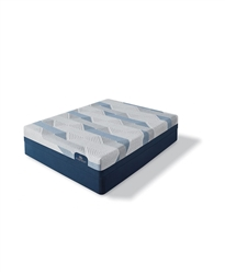 Serta i-Comfort by BLUE 100CT 9.75 inch Gentle Firm Mattress Set - Queen