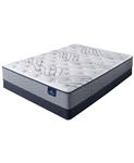 Serta Perfect Sleeper Kleinmon II 11 inch Firm Mattress Set - Queen