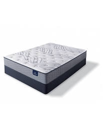 Serta Perfect Sleeper Kleinmon II 11 inch Plush Mattress Set - Queen