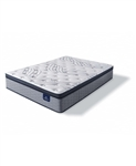 Serta Perfect Sleeper Kleinmon II 13.75 inch Firm Pillow Top Mattress - California King