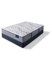 Serta Perfect Sleeper Trelleburg II 12 inch Luxury Firm Mattress Set - Queen