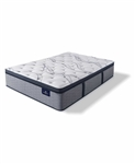 Serta Perfect Sleeper Trelleburg II 14.75 inch Plush Pillow Top Mattress - Queen