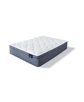 Serta Sleeptrue Alverson II 13 inch Plush Euro Top Mattress - California King