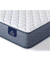 Serta Sleeptrue Carrollton 10 inch Firm Mattress - California King