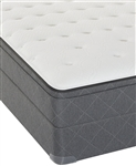 Sealy Posturepedic Cushion Firm Eurotop Twin Mattress Set