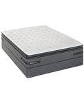 Sealy Posturepedic Cushion Firm Pillowtop Twin Mattress Set