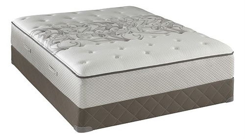 Twin Sealy Posturepedic Mattress Sets Top Cushion Firm