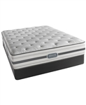 Simmons Beautyrest Recharge Plus Luxury Firm Tight Top Twin Mattress Set