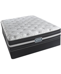 Simmons Beautyrest Recharge World Class Luxury Firm Tight Top Twin Mattress Set