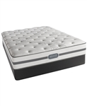 Simmons Beautyrest Recharge Plush Tight Top Twin Mattress Set