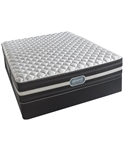 Simmons Beautyrest Recharge World Class Extra Firm Tight Top Twin Mattress Set