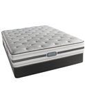 Simmons Beautyrest Recharge Plus Extra Firm Tight Top Twin Mattress Set