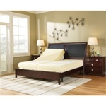 (5000) 15inch Full XL Adjustable Bed