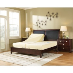 (5000) 15inch Twin XL Adjustable Bed