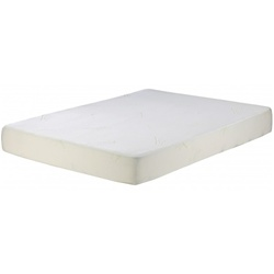 "(910) 9"" Bamboo Cover Queen Latex Foam Mattress"